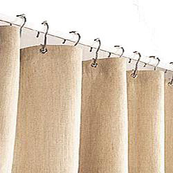Beautiful Fine Shower Curtains With Grommets Gallery   The Best Bathroom .
