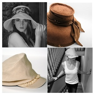 Shady Business: Stylish, Sustainable Sun Hats