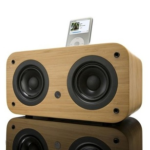 Rock On with Eco-Friendly iPod Speakers - EcoSalon